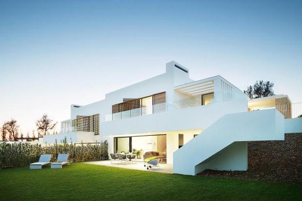 Spacious semi-detached villas at PGA Catalunya Resort