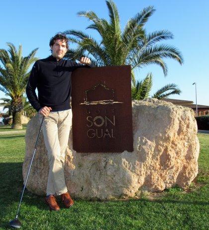 Robert Baker, Logicalgolf, Golf Son Gual