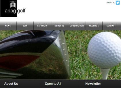 appg website screengrab