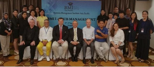 Participants in BMI Asia Pacific