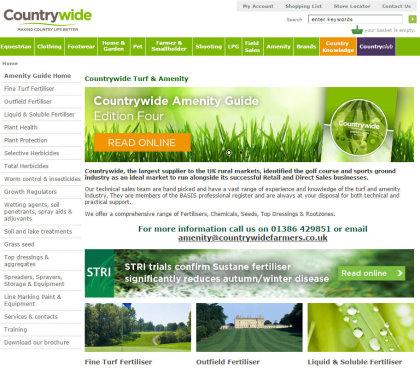 Countrywide website