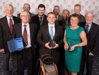 England Golf Award Winners (Leaderboard Photography)