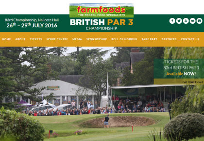 Farmfoords British Par 3 Championship