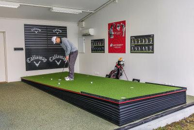 Jon Karlsen, Norwegian Golf Federation