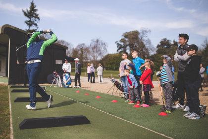 Marco Penge - Goodwood Academy Open Weekend (photo Tom Shaxso)