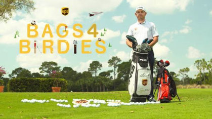 UPS Bags4birdies
