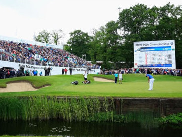 BMW PGA Championship graphic