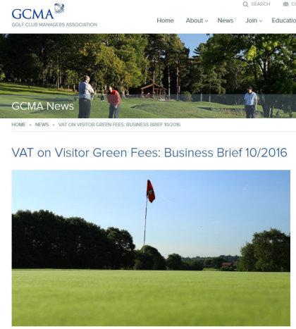 GCMA website screengrab