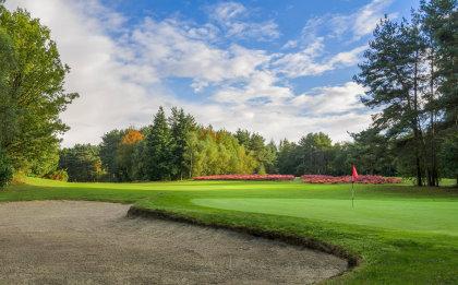 Tilgate Forest Golf Club