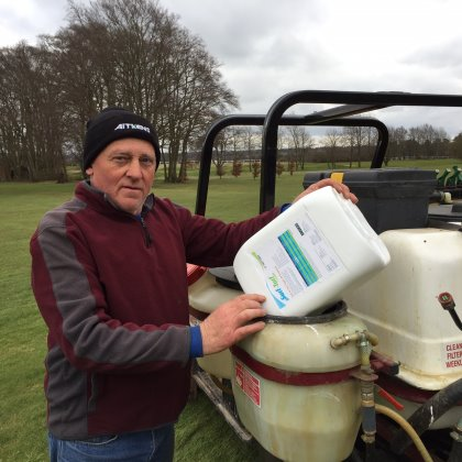 Read today's Front-Page News and the latest list of Most-read stories Tags Image Rob Boyce Head Greenkeeper at The Links Newmarket
