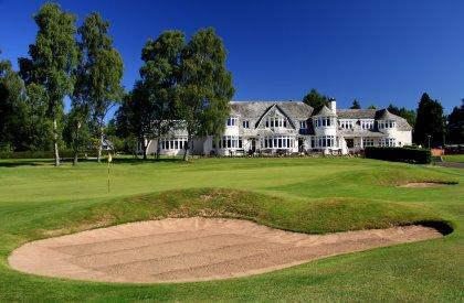 Blairgowrie Golf Club Rosemount Course
