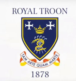 Royal Troon logo large