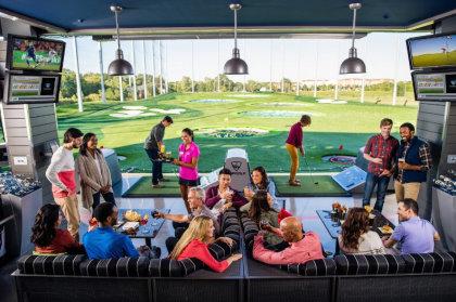 Topgolf entertainment centre