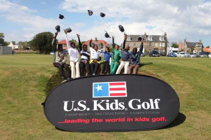 US Kids Golf: the 2015 Nigerian Team