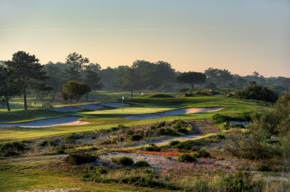 Troia Resort Championship Course, designed by renowned course architect Robert Trent Jones Snr