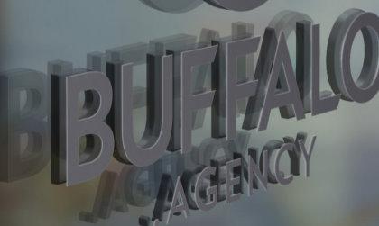 Buffalo Agency logo from website