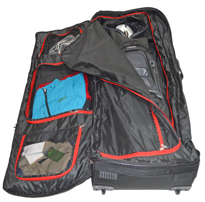 The new Double Decker travel cover from BIG MAX