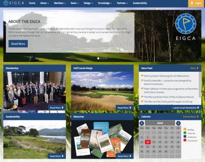 EIGCA website screengrab