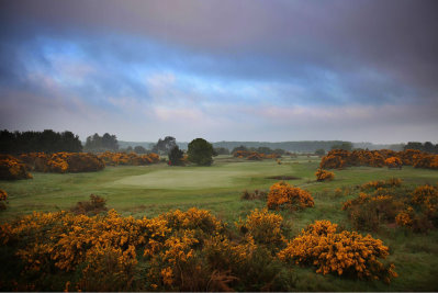 Ganton Golf Course, East Yorkshire