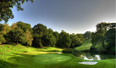 St Mellion Golf Course, Cornwall