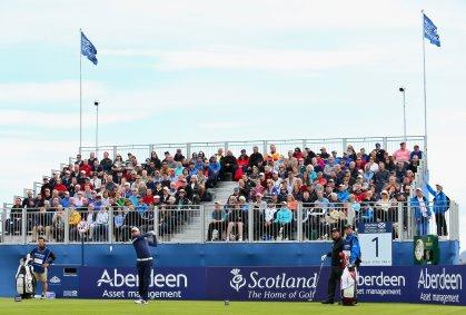Hilton, Official Partner of the Aberdeen Asset Management Scottish Open
