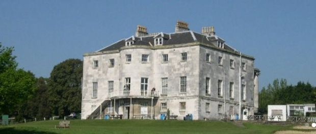 The Mansion House at Beckenham Place Park