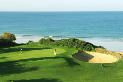 Golf Novo Sancti Petri was the first golf course in Spain designed by the legendary Seve Ballesteros