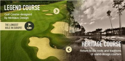 Penati Golf Resort image from website
