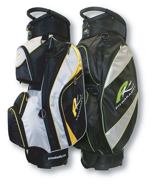PowaKaddy Promo Bags