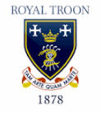 Royal Troon's club motto 'Tam Arte Quam Marte' means 'as much by skill as by strength'