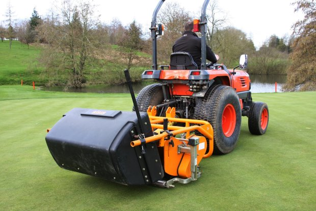 SISIS TM1000 puts Greetham Valley Golf Club in full control