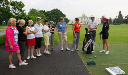 Stoke Park Women's Golf Day