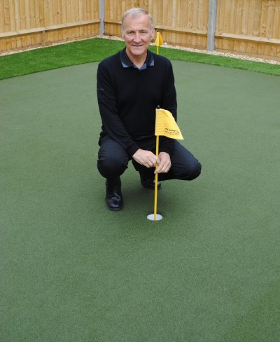 Terry Healy, Owner of Portsmouth Golf Centre