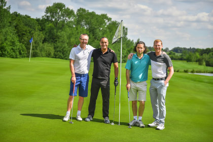 The Shire London is one of the capital's most popular golf day venues