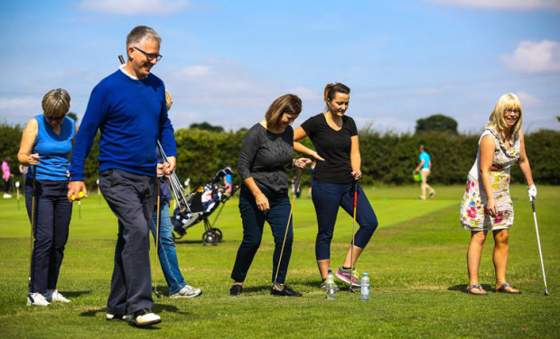 The Introductory Morning is open to all PGA Professionals interested in becoming a love.golf©coach