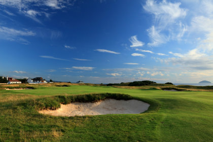 Ailsa Course at the Trump Turnberry Resort