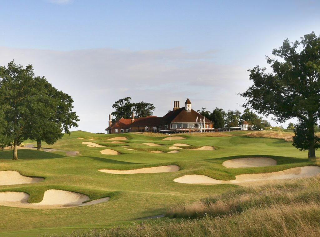 Chart Hills, one of the nine clubs giving away green fees to London Golf Show visitors