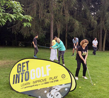 Get into Golf Nottingham