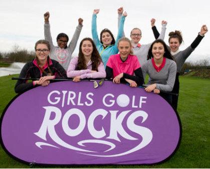 Girls Golf Rocks July 2016