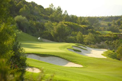 The Hills Course - Lumine boasts three courses, two of which were designed by Greg Norman
