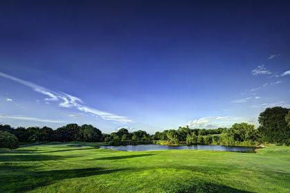 Marco Simone Golf & Country Club Hole 1