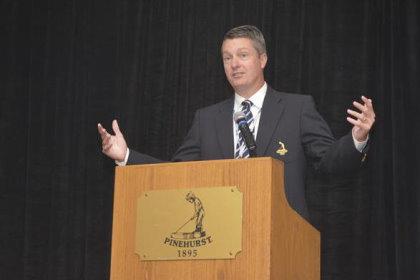 NAC 2016 Opening address Thomas Pashley President,Pinehurst Resort