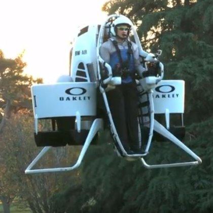 Oakley Flying Jet Pack