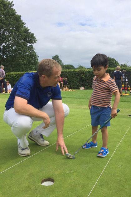 Richmond Golf Club Family Day