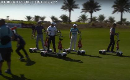 Rider Cup Desert Challenge