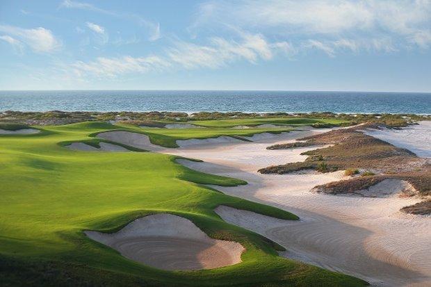 Saadiyat Beach Golf Club 16th Hole