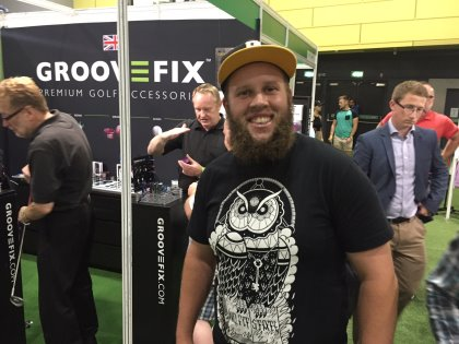 information is available via www.londongolfshow.com European Tour Golfer Andrew 'Beef' Johnston is based in London and is today's guest of honour nat the London Golf Show