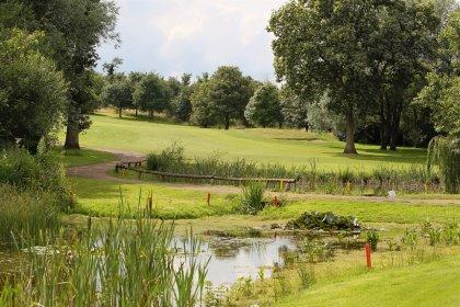 Bletchingley Golf Club 13th hole