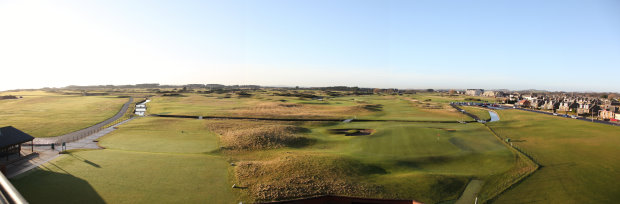 Carnoustie Panorama