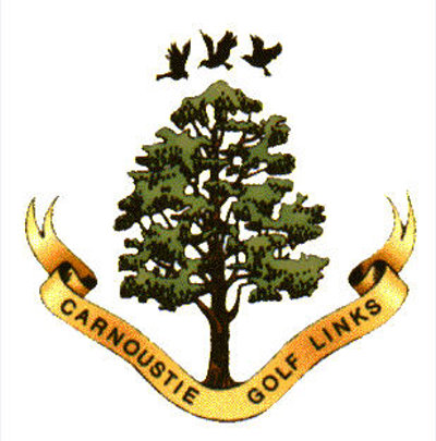 Carnoustie logo badge